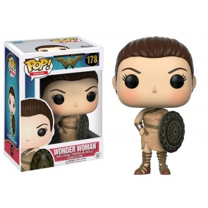 Wonder Woman - Wonder Woman Amazon US Exclusive Pop! Vinyl