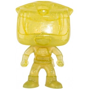 Power Rangers - Yellow Ranger Morphing US Exclusive Pop! Vinyl