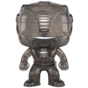 Power Rangers - Black Ranger Morphing US Exclusive Pop! Vinyl