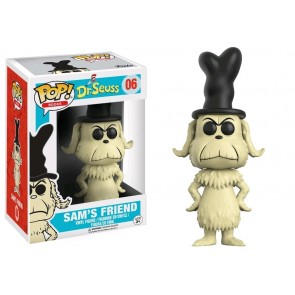 Dr Seuss - Sam's Friend Pop! Vinyl