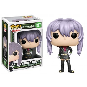 Seraph of the End - Shinoa Pop! Vinyl