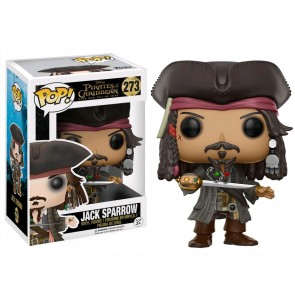 Pirates of the Caribbean - Jack Sparrow Pop! Vinyl
