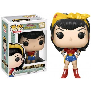 DC Bombshells - Wonder Woman Pop! Vinyl