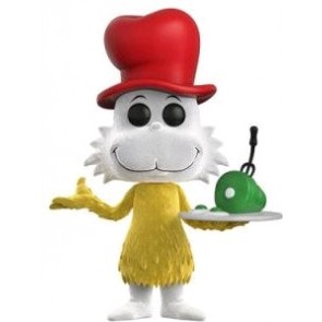Dr Seuss - Sam I Am Flocked US Exclusive Pop! Vinyl