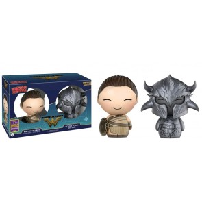 Wonder Woman Movie - WW & Ares Dorbz 2Pk SDCC 2017