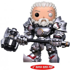 "Overwatch - Reinhardt Unmased US Exclusive 6"" Pop! Vinyl"