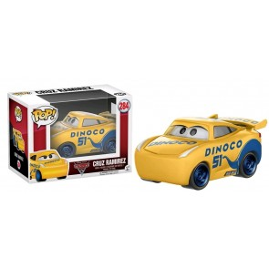 Cars - Cruz Ramirez Pop! Vinyl