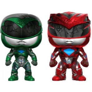 Power Rangers - Rita Reulsa / Zordon US Exclusive Pop! Vinyl 2-Pack