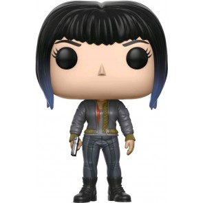 Ghost in the Shell - Major with Jacket & Gun US Exclusive Pop! Vinyl