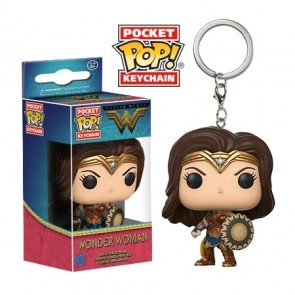 Wonder Woman - Wonder Woman Pocket Pop! Keychain