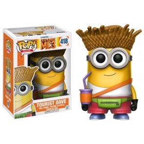 Despicable Me 3 - Dave Tourist Pop! Vinyl