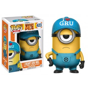Despicable Me - I Heart Gru Mel US Exclusive Pop!