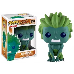 Street Fighter - Blanka Blue/Green Pop! Vinyl