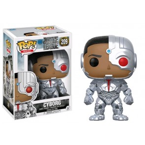 Justice League - Cyborg Pop! Vinyl