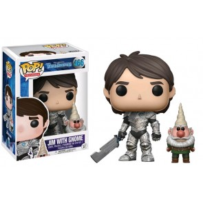 Trollhunters - Jim with Gnome Pop! Vinyl