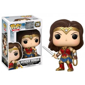 Justice League - Wonder Woman Pop! Vinyl