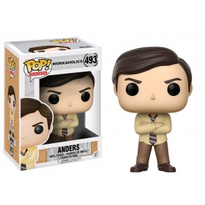 Workaholics - Anders Pop! Vinyl