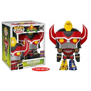 "Power Rangers - Megazord 6"" Pop! Vinyl SDCC 2017"