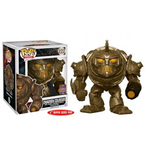 "Elder Scrolls - Dwarven Colossus 6"" Pop! Vinyl SDCC 2017"