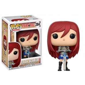 Fairy Tail - Ezra Scarlet Pop! Vinyl