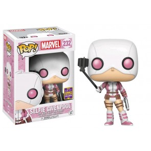Marvel - Selfie Gwenpool Pop! Vinyl SDCC 2017