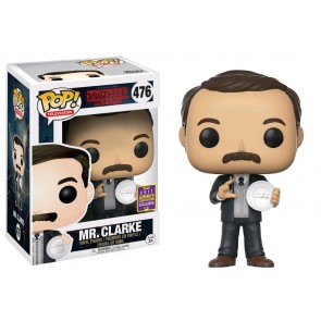 Stranger Things - Mr Clarke Pop! Vinyl SDCC 2017