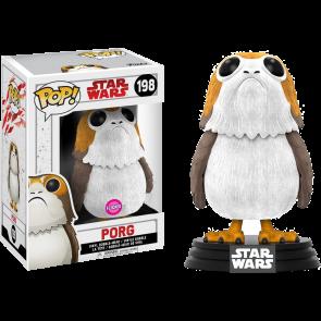 Star Wars - Porg Episode VIII The Last Jedi Flocked Pop! Vinyl