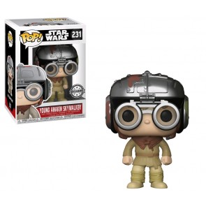 Star Wars - Young Anakin Skywalker Podracer US Exclusive Pop! Vinyl