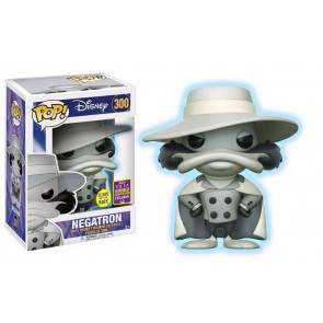 Darkwing Duck - Negatron GW Pop! Vinyl SDCC 2017