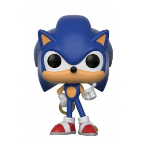 Sonic the Hedgehog - Sonic with Ring Pop! Vinyl