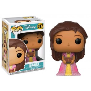 Elena of Avalor - Isabel Pop! Vinyl