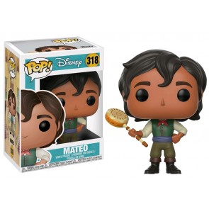 Elena of Avalor - Mateo Pop! Vinyl
