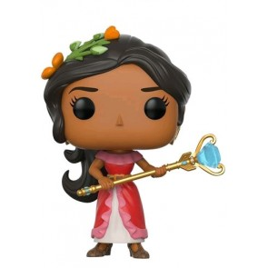 Elena of Avalor - Elena with Scepter of Light US Exclusive Pop! Vinyl