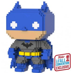 Batman - Batman 8-Bit NYCC 2017 US Exclusive Pop! Vinyl