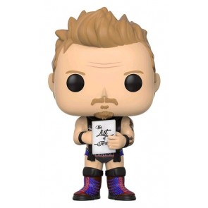 WWE - Chris Jericho US Exclusive Pop! Vinyl