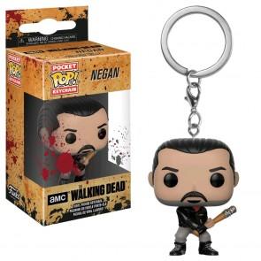 The Walking Dead - Negan Bloody Pocket Pop! Keychain