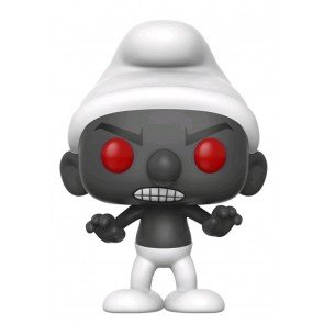Smurfs - GNAP! Smurf (Black) International Exclusive Pop! Vinyl
