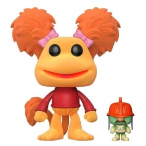 Fraggle Rock - Red with Doozer Flocked US Exclusive Pop! Vinyl