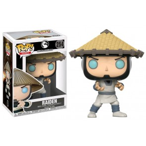 Mortal Kombat - Raiden Pop! Vinyl