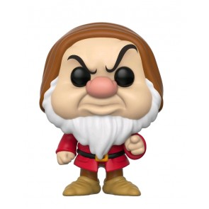 Snow White and the Seven Dwarfs - Grumpy Pop! Vinyl