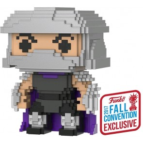 Teenage Mutant Ninja Turtles - Shredder 8-Bit NYCC 2017 US Exclusive Pop! Vinyl