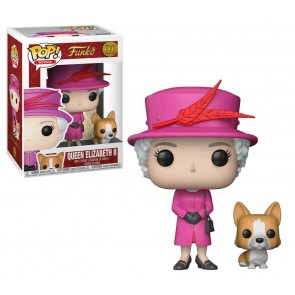 Royal Family - Queen Elizabeth II Pop! Vinyl