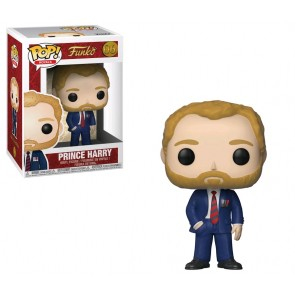 Royal Family - Prince Harry Pop! Vinyl
