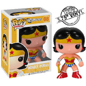 Wonder Woman - Pop! Vinyl Figure