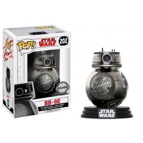 Star Wars - BB-9E Chrome Episode VIII The Last Jedi US Exclusive Pop! Vinyl