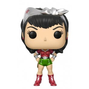 DC Bombshells - Wonder Woman Holiday US Exclusive Pop! Vinyl