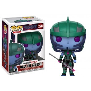 Guardians of the Galaxy: The Telltale Series - Hala the Accuser Pop! Vinyl
