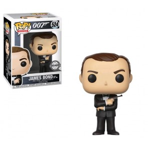 James Bond - Sean Connery (black tux) US Exclusive Pop! Vinyl