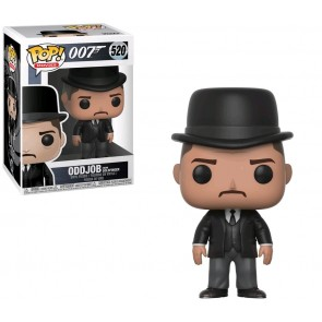 James Bond - Oddjob Pop! Vinyl