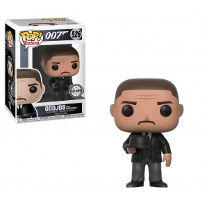 James Bond - Oddjob Throwing Hat US Exclusive Pop! Vinyl